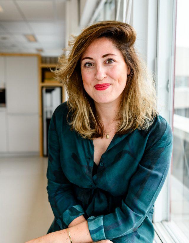 Nadine Sevriens