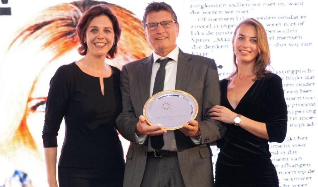2 keer goud bij IPRA awards
