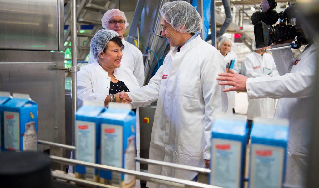 Revolutie in melk